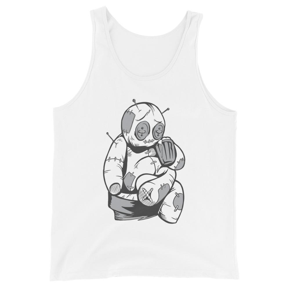 Voodoo Bear Tank Top 3