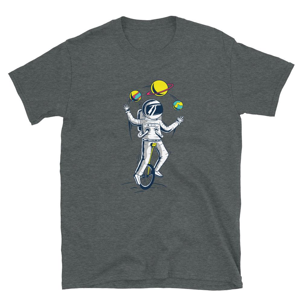 Astronaut Juggler T-Shirt 6