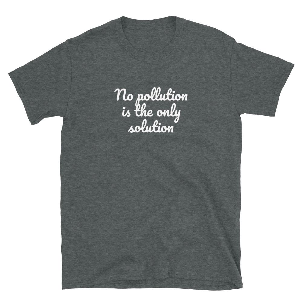No Pollution T-Shirt 5