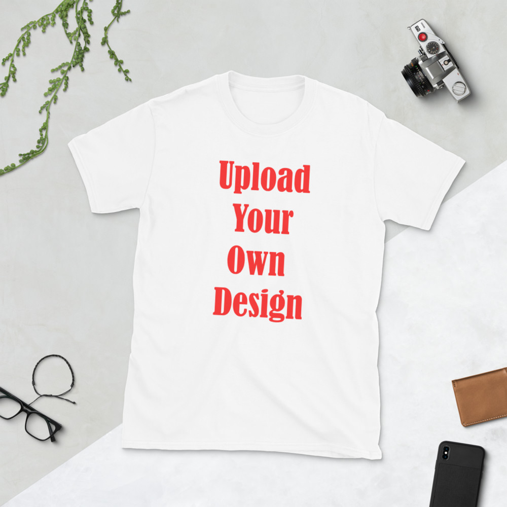 Men & Woman's Customizable T-Shirt 3