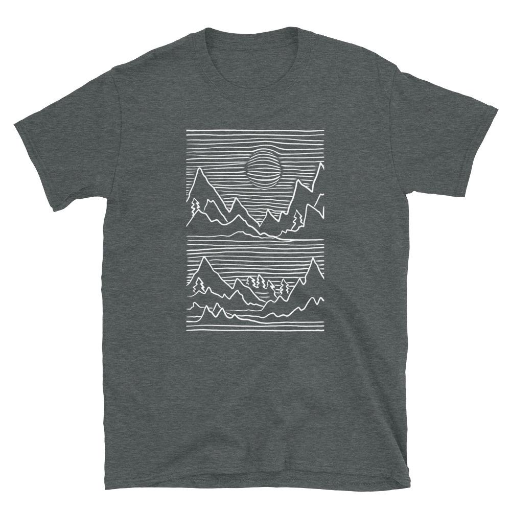 Mountains 3D T-Shirt 5