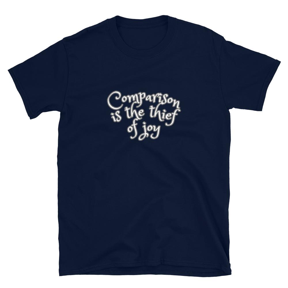 Comparison T-Shirt 3
