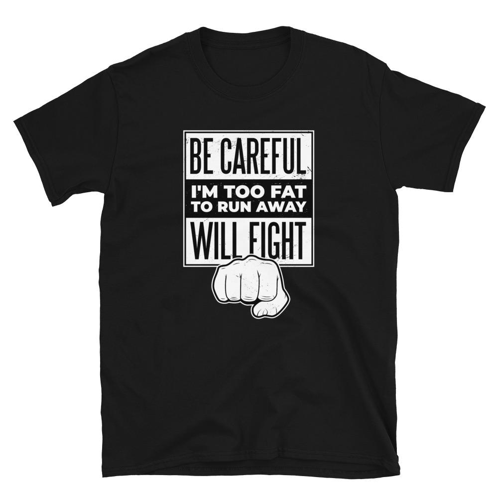Too Fat T-Shirt 4