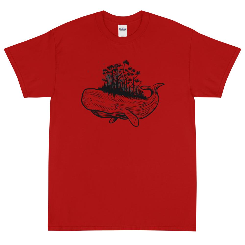 Whale - Mens Tee 3