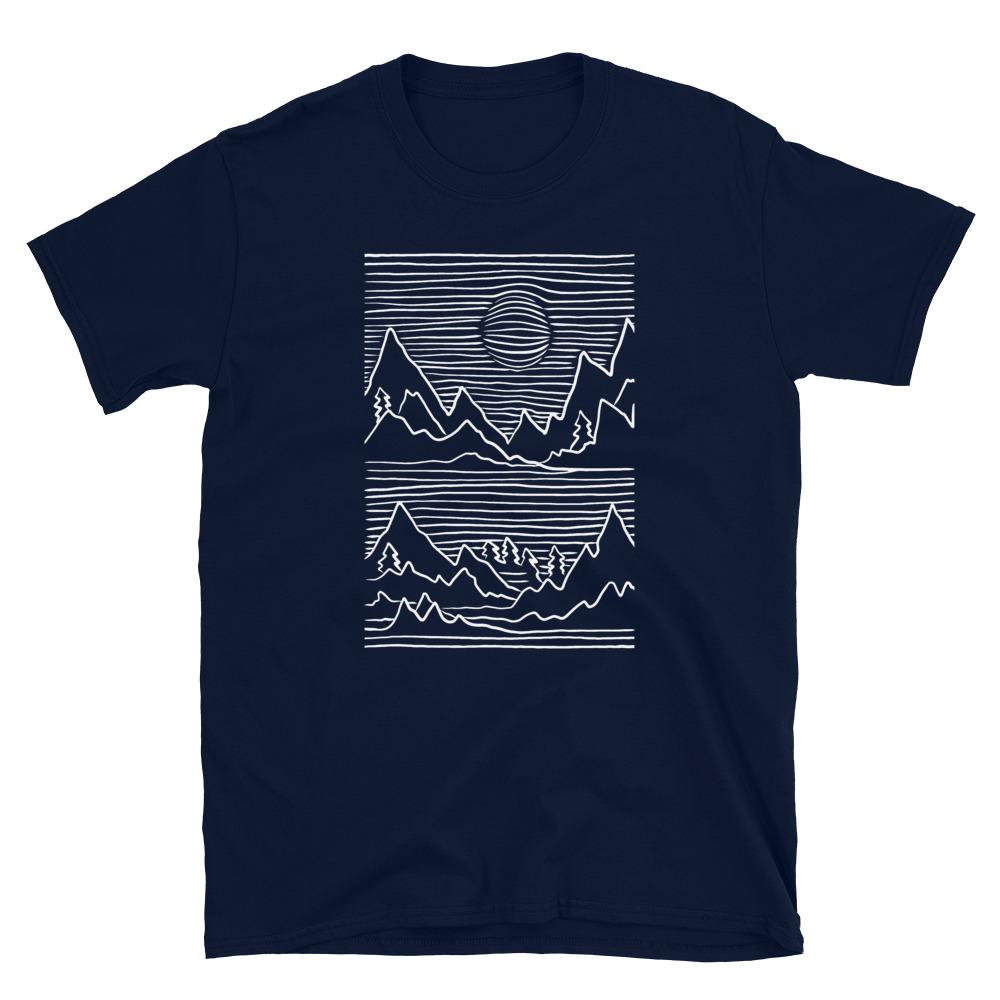 Mountains 3D T-Shirt 4