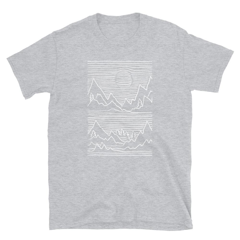 Mountains 3D T-Shirt 6