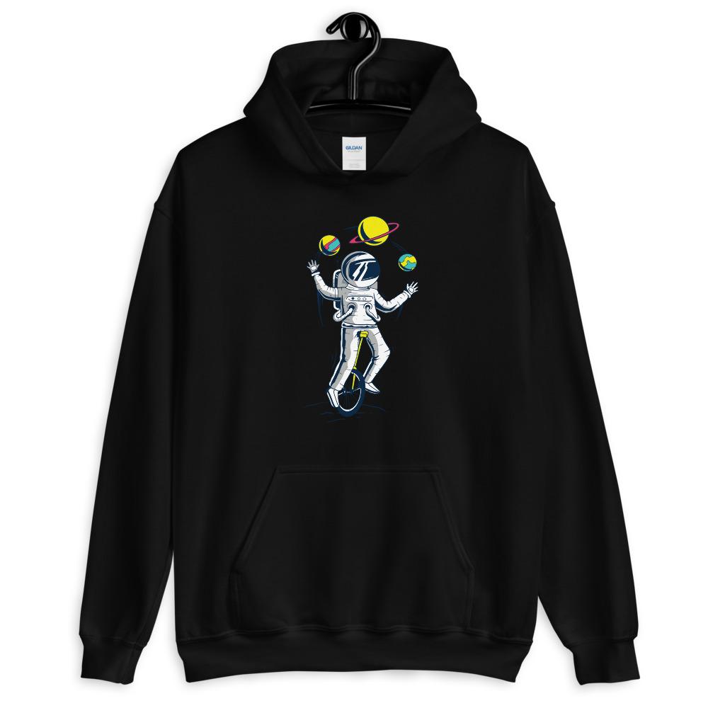 Juggling Astronaght - Hoodie 8