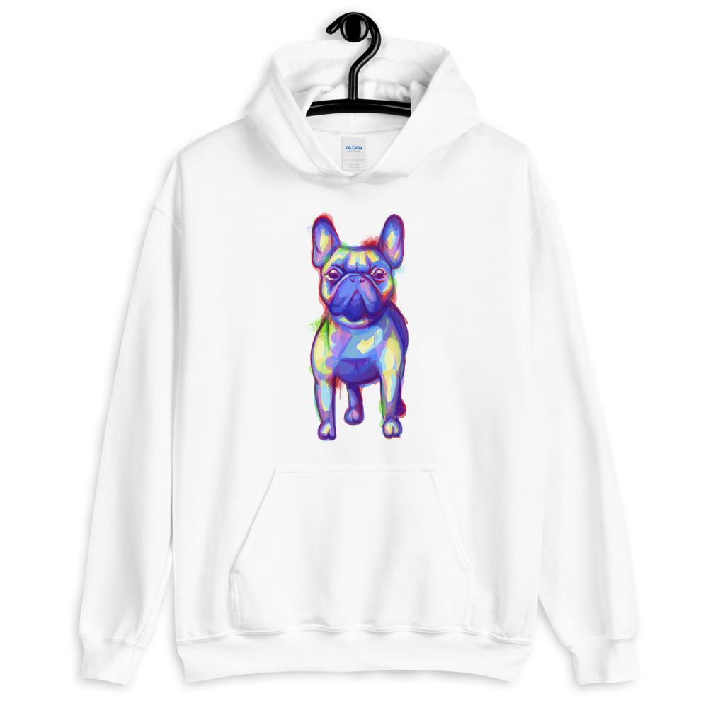 French Bulldog - Hoodie 4