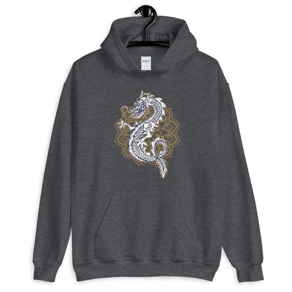Dragon - Hoodie 8