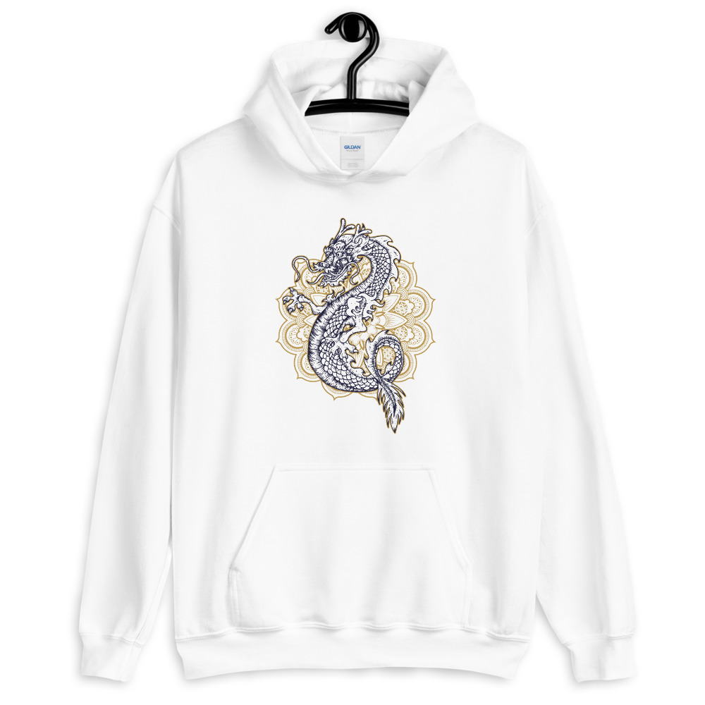 Dragon - Hoodie 3