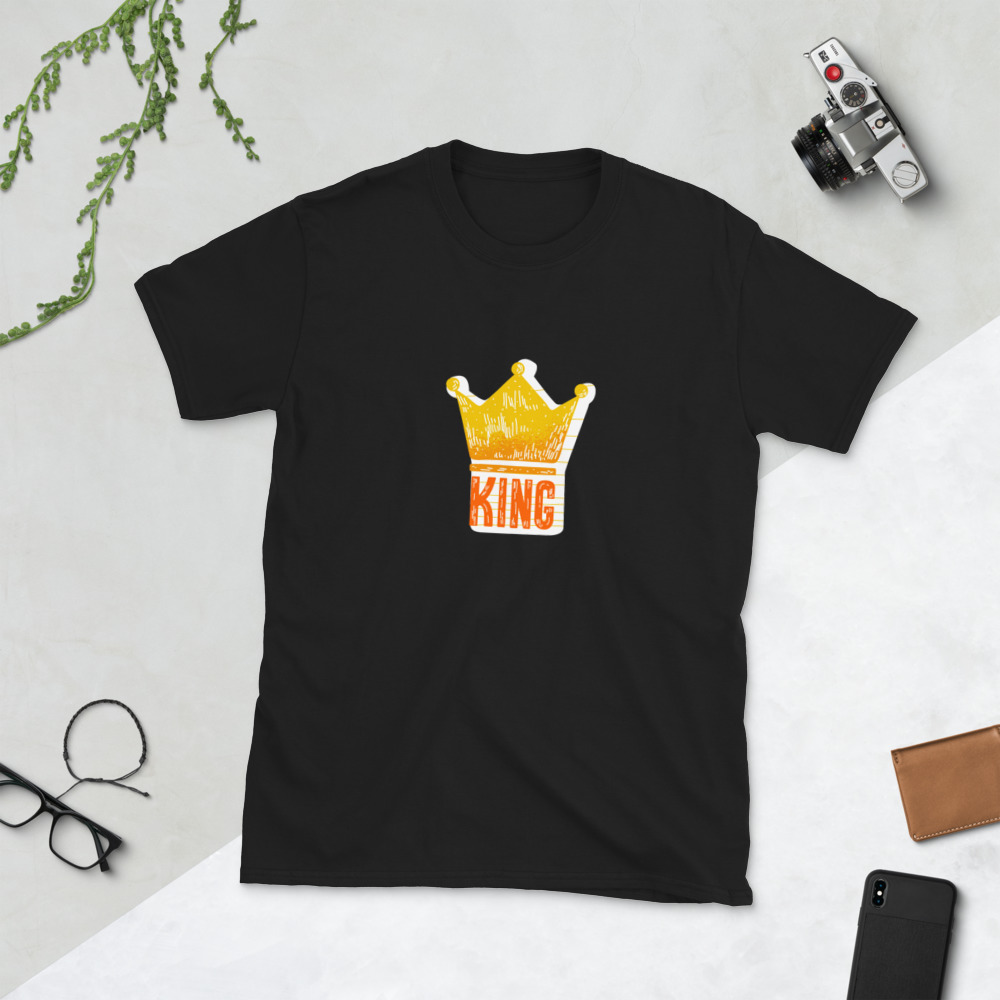King - Mens T-Shirt 7
