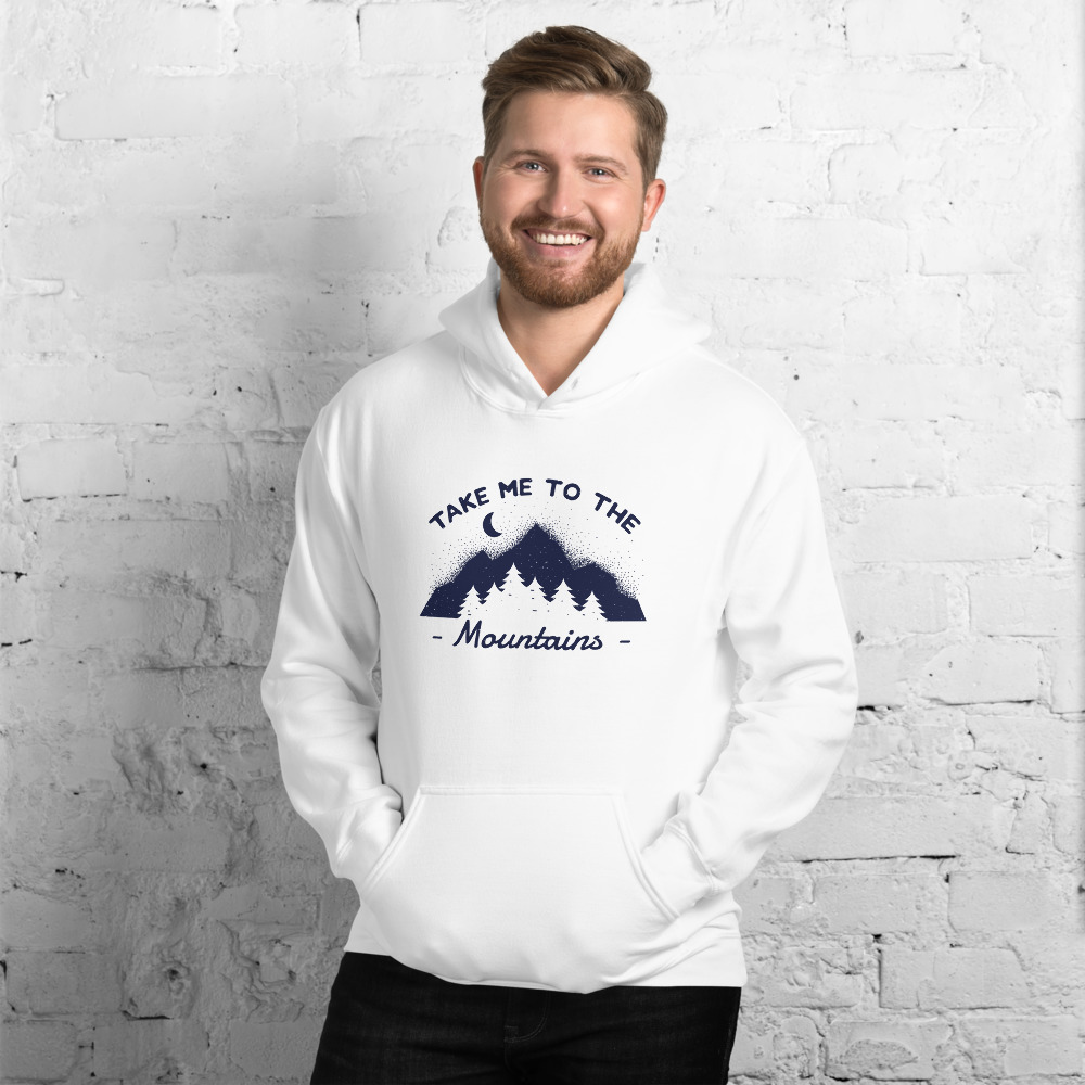 Take me to the Mountains - Hoodie 5