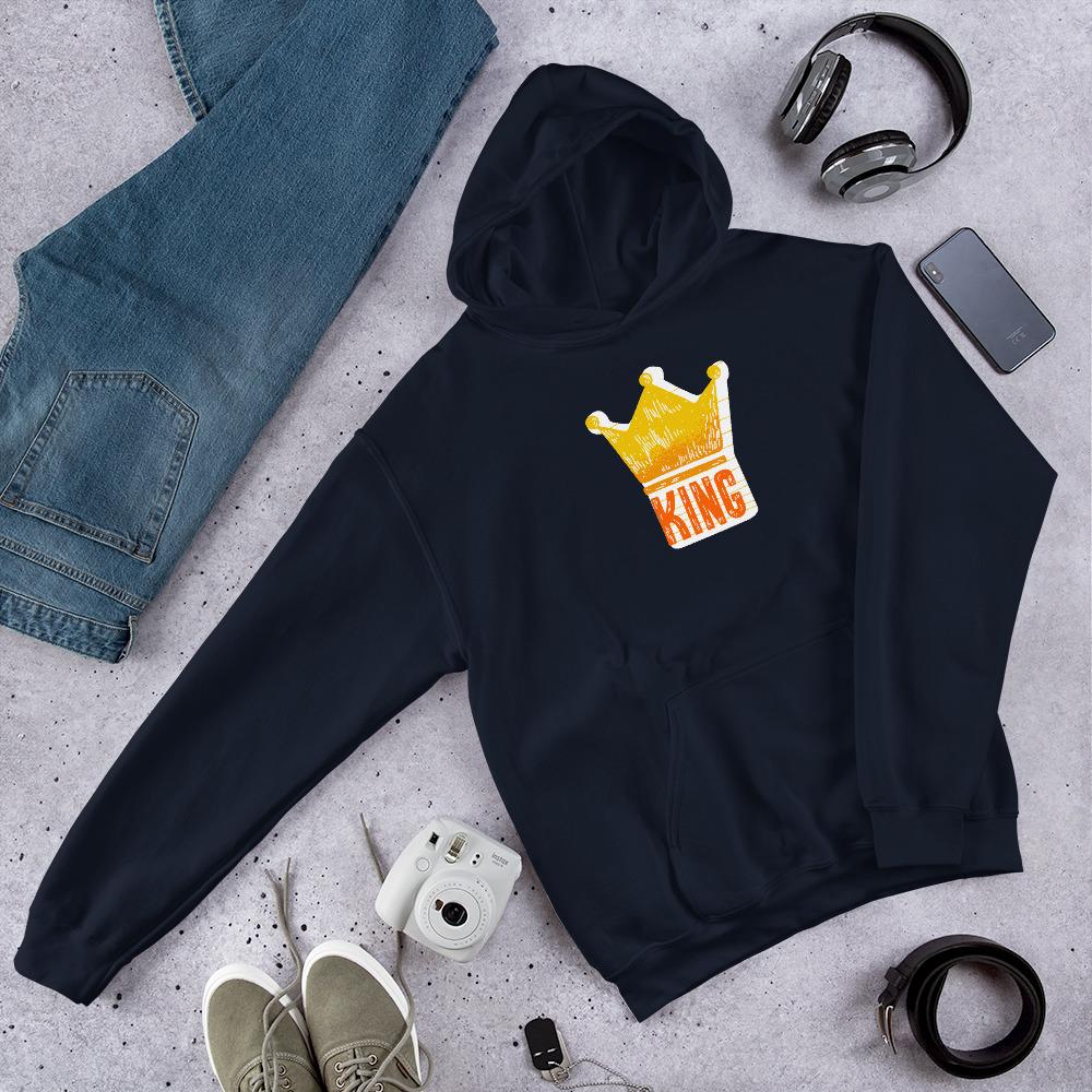 King - Hoodie 9