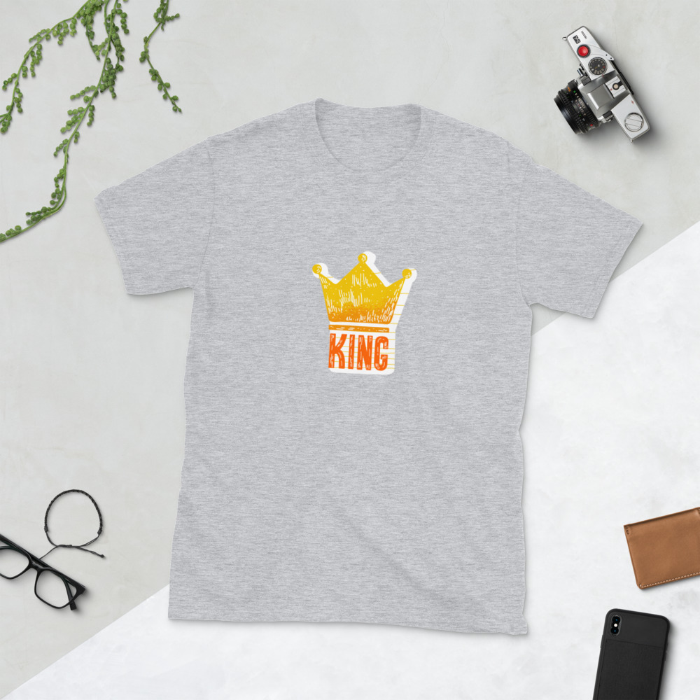 King - Mens T-Shirt 9