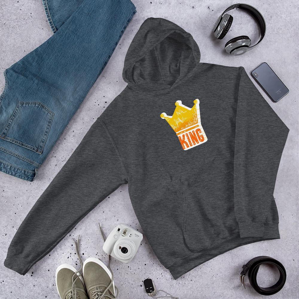 King - Hoodie 8