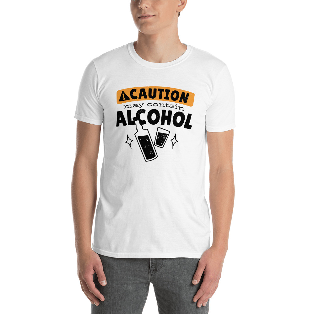 May Contain Alcohol - T-Shirt 5
