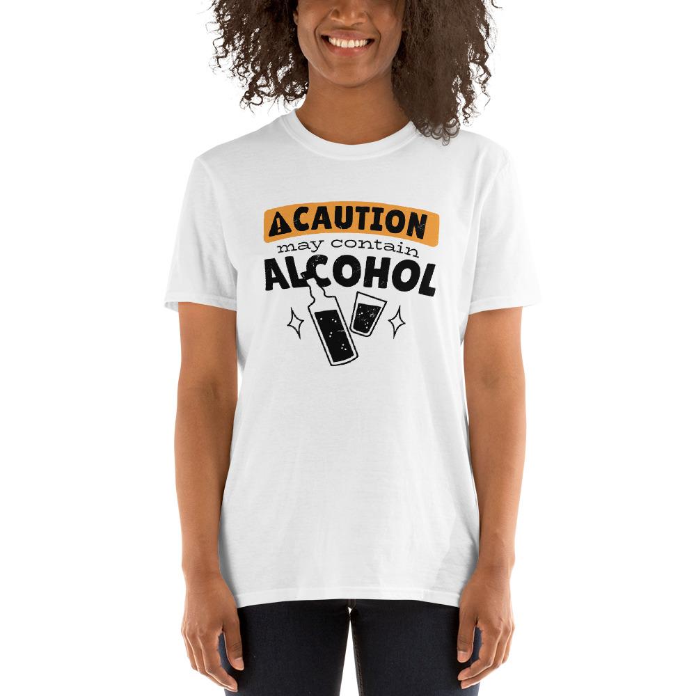 May Contain Alcohol - T-Shirt 4