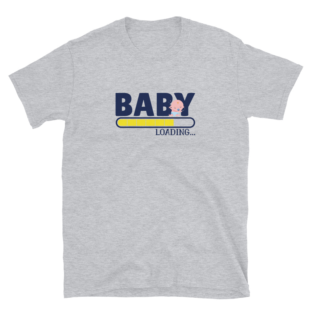Baby Loading - T-Shirt 7