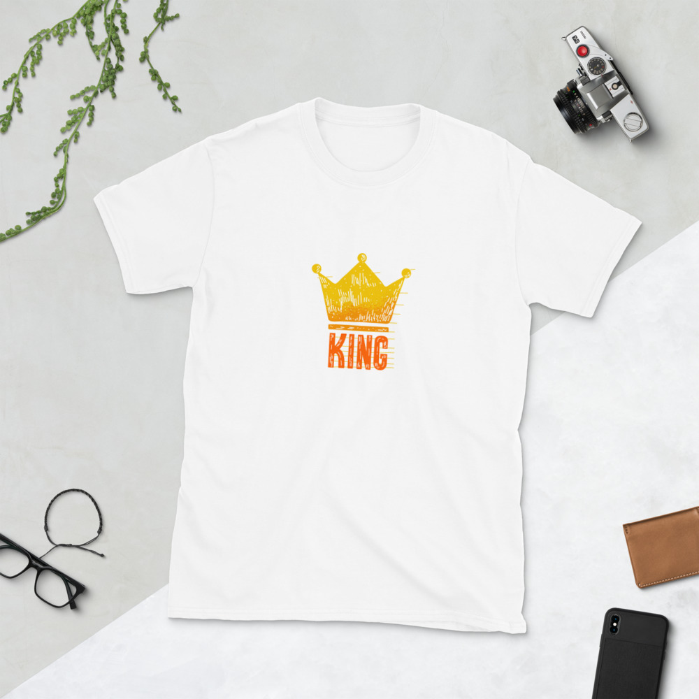King - Mens T-Shirt 6