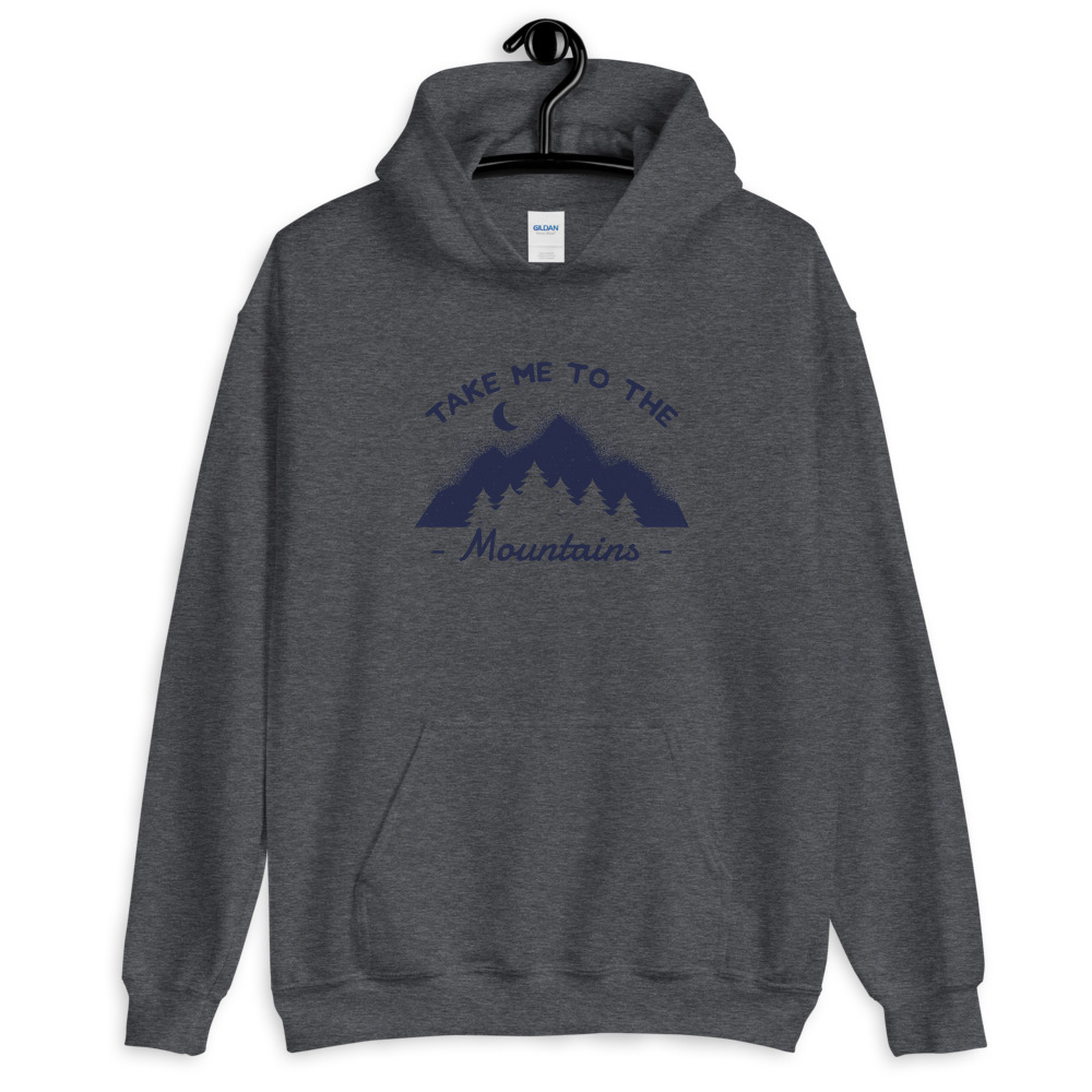 Take me to the Mountains - Hoodie 7