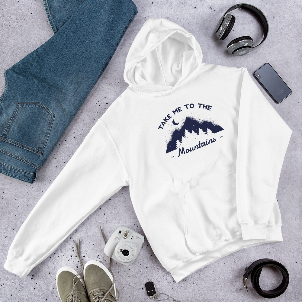 Take me to the Mountains - Hoodie 6