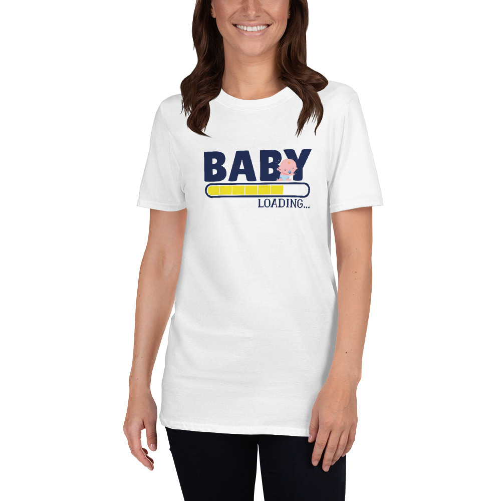 Baby Loading - T-Shirt 4