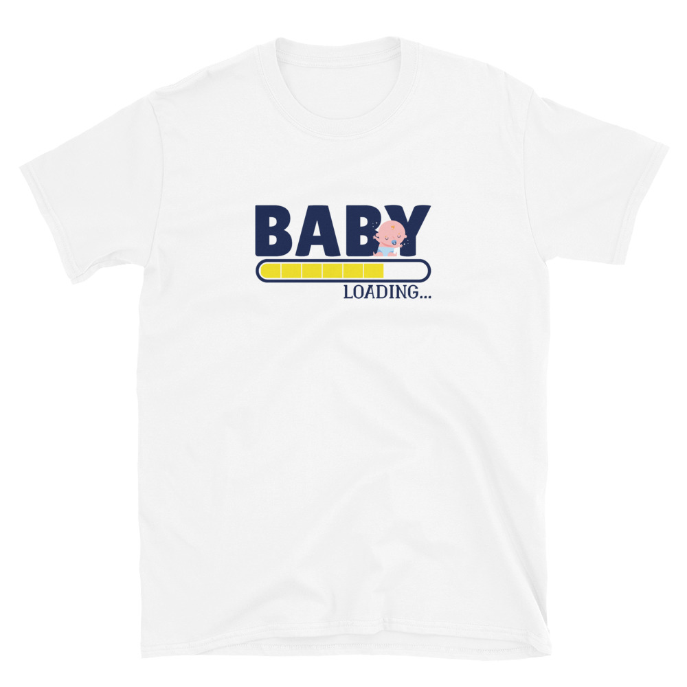 Baby Loading - T-Shirt 3