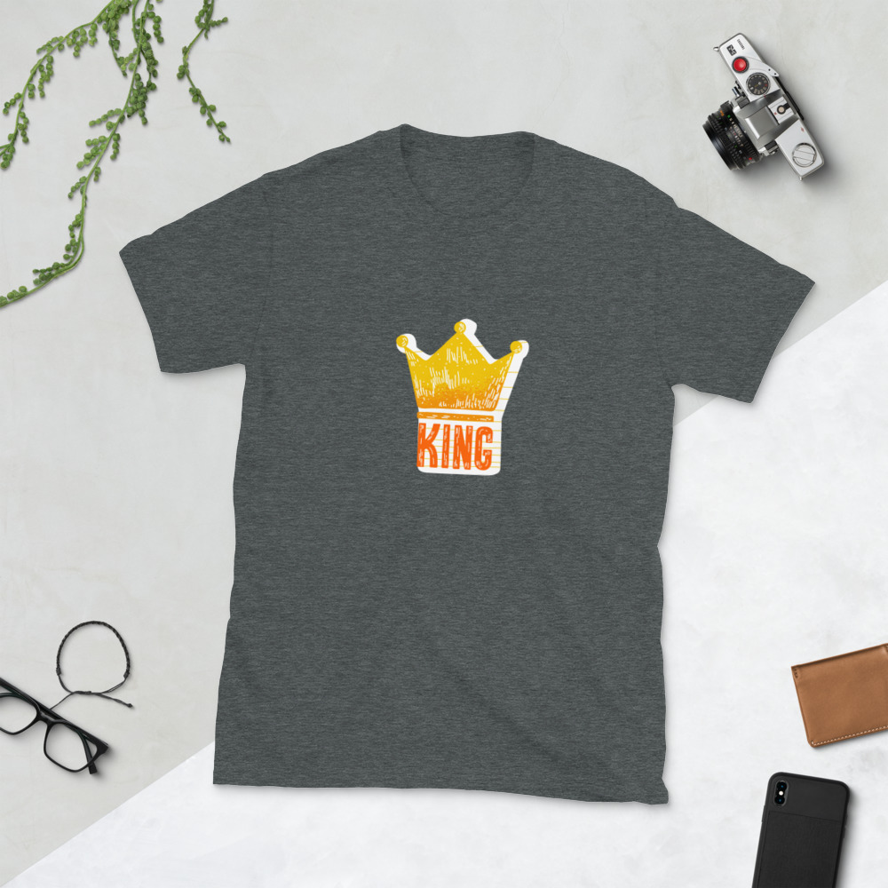 King - Mens T-Shirt 8