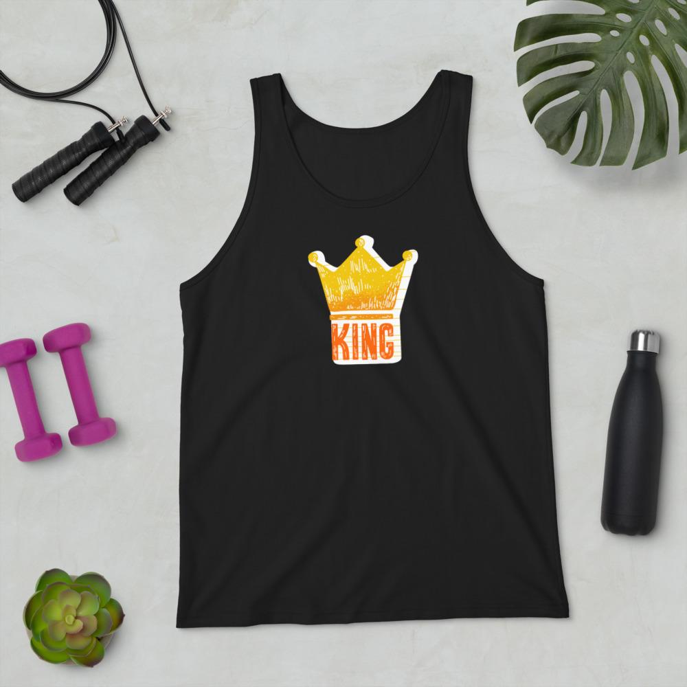 King - Tank Top 5