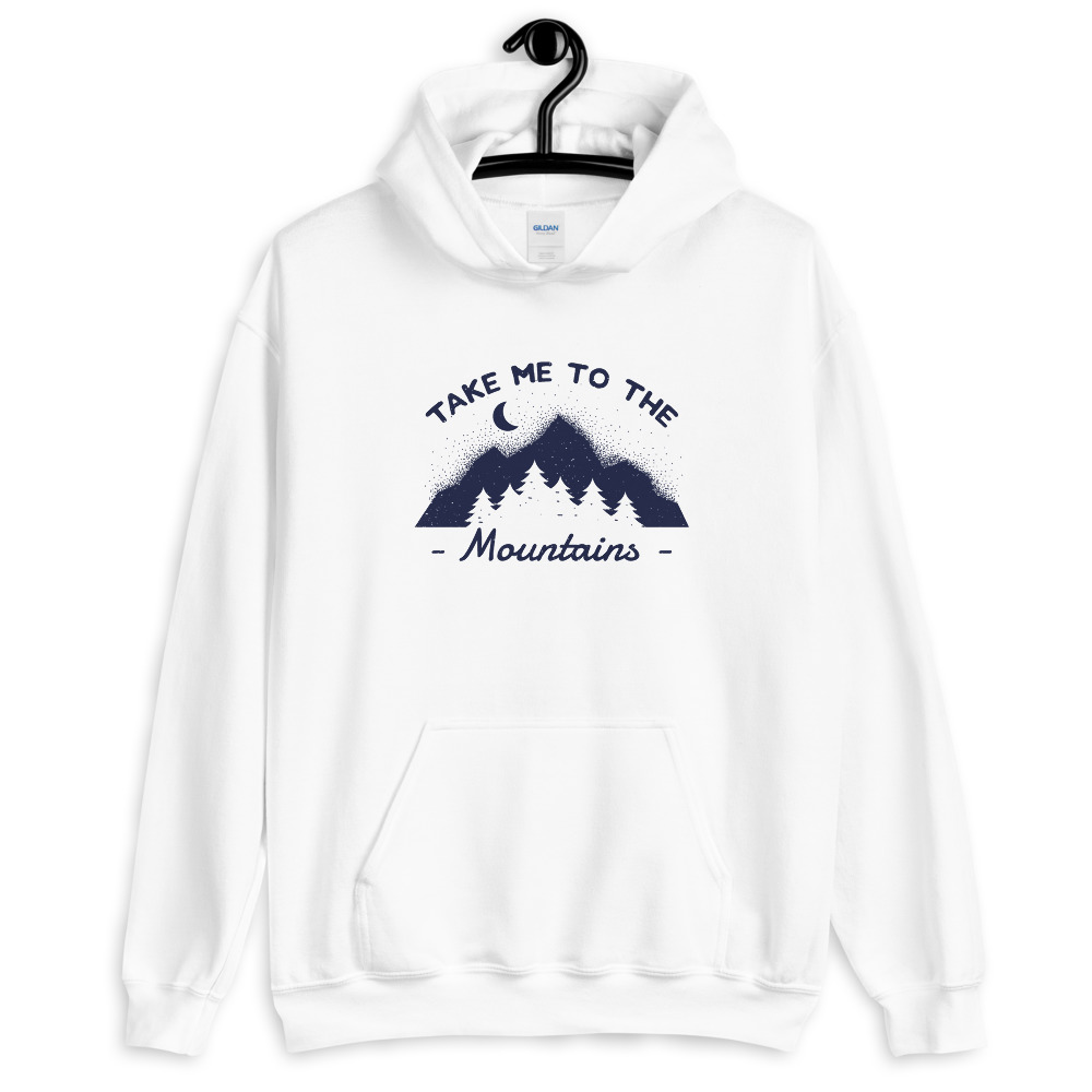 Take me to the Mountains - Hoodie 3