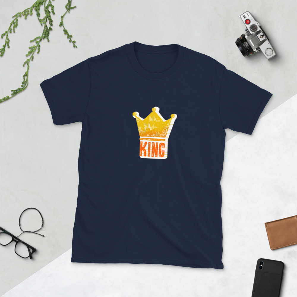 King - Mens T-Shirt 3