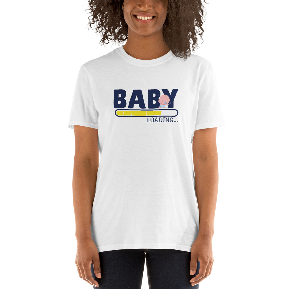 Baby Loading - T-Shirt 5