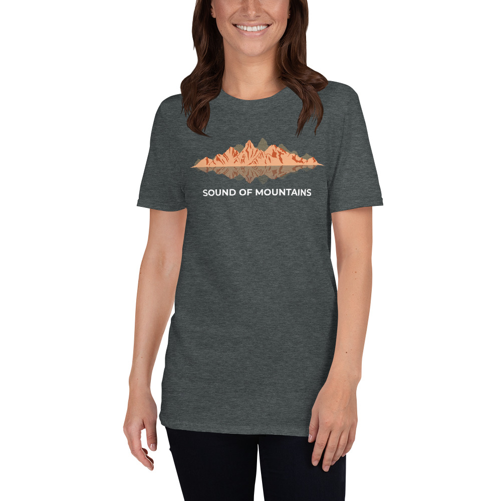 Sound of Mountains - T-Shirt 4