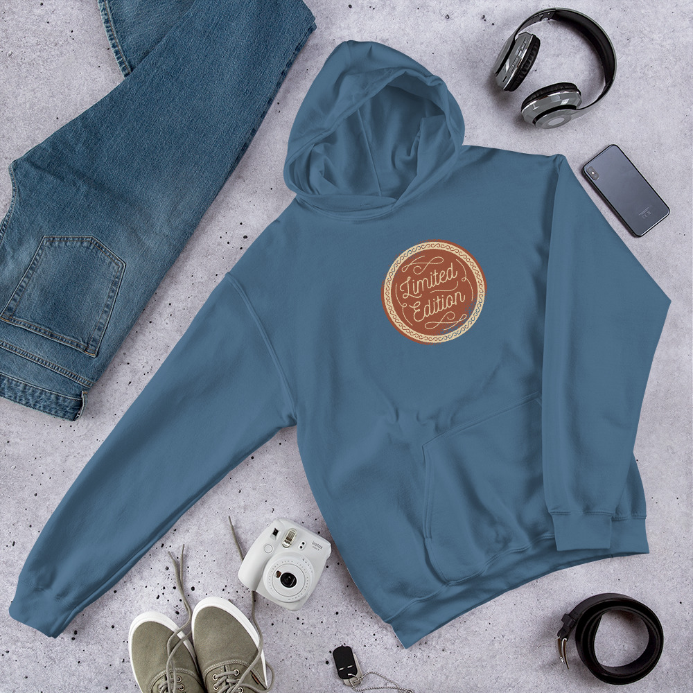 Limited Edition - Hoodie 3