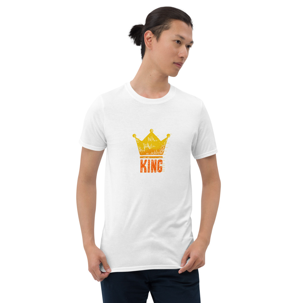 King - Mens T-Shirt 5