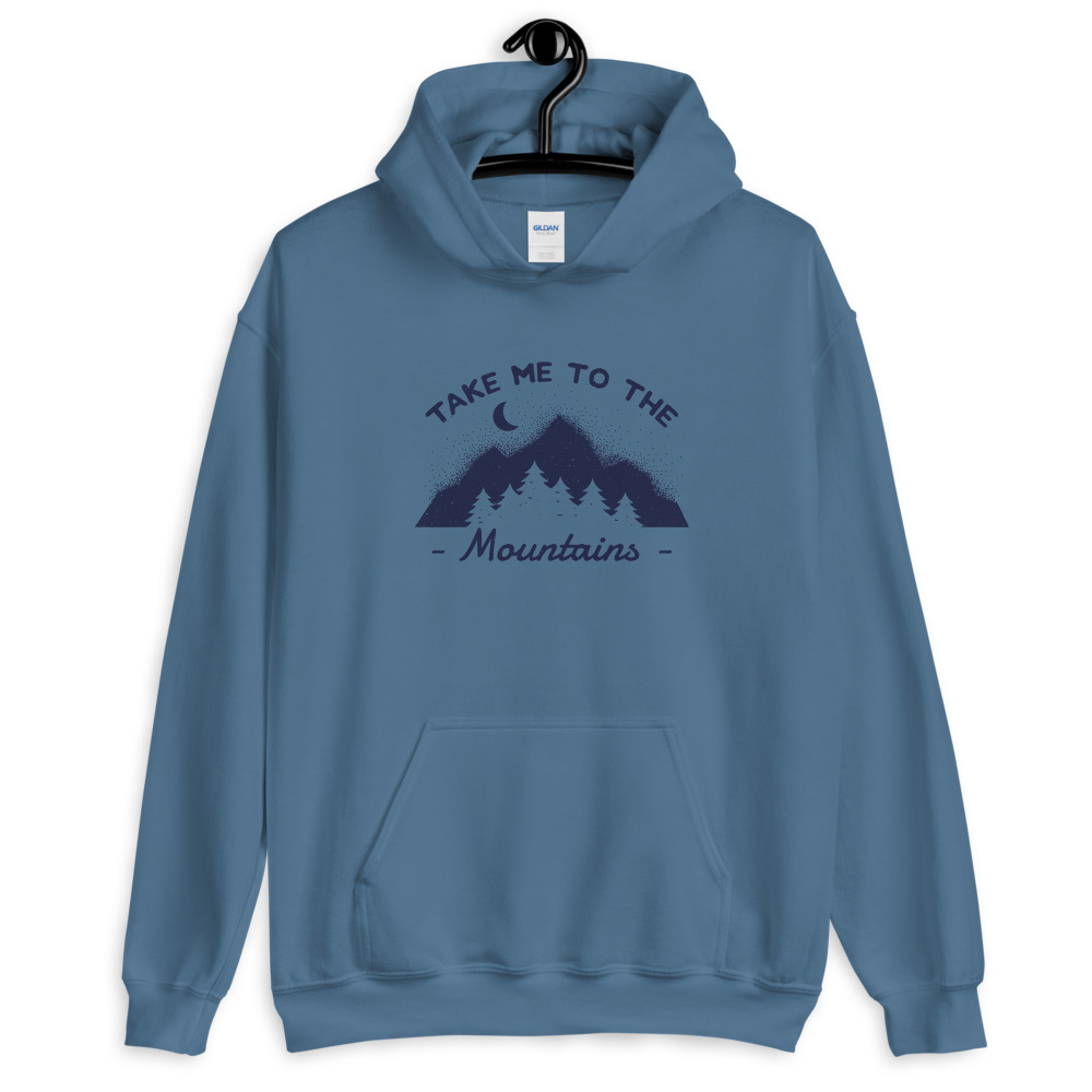 Take me to the Mountains - Hoodie 8