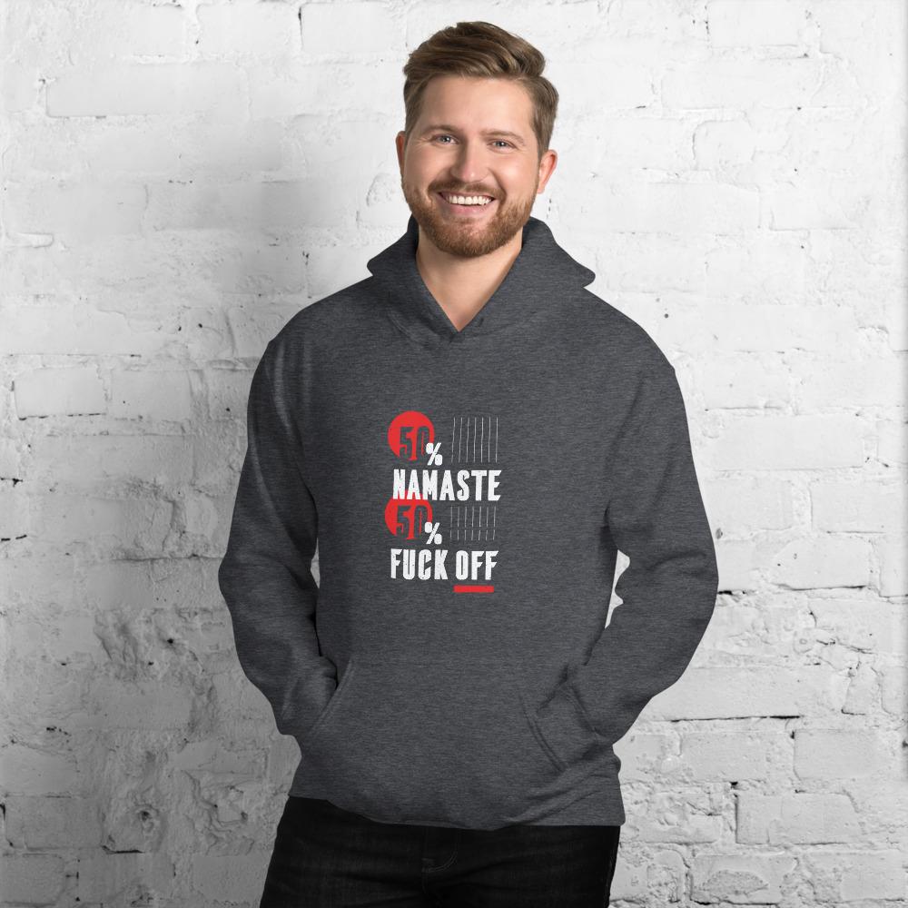 Namaste - Hoodie 4