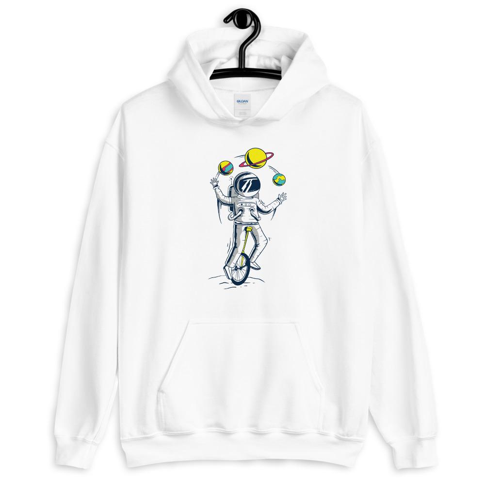 Juggling Astronaght - Hoodie 7