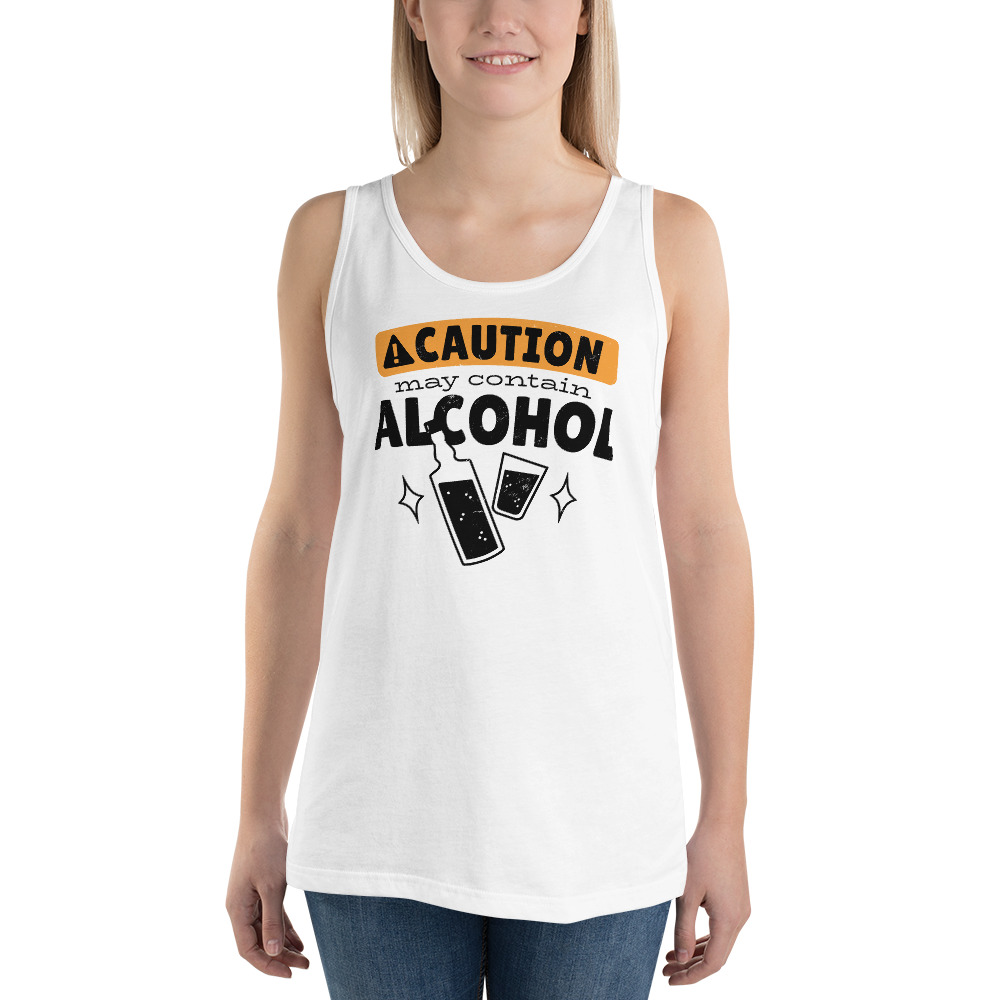May Contain Alcohol - Tank Top 5