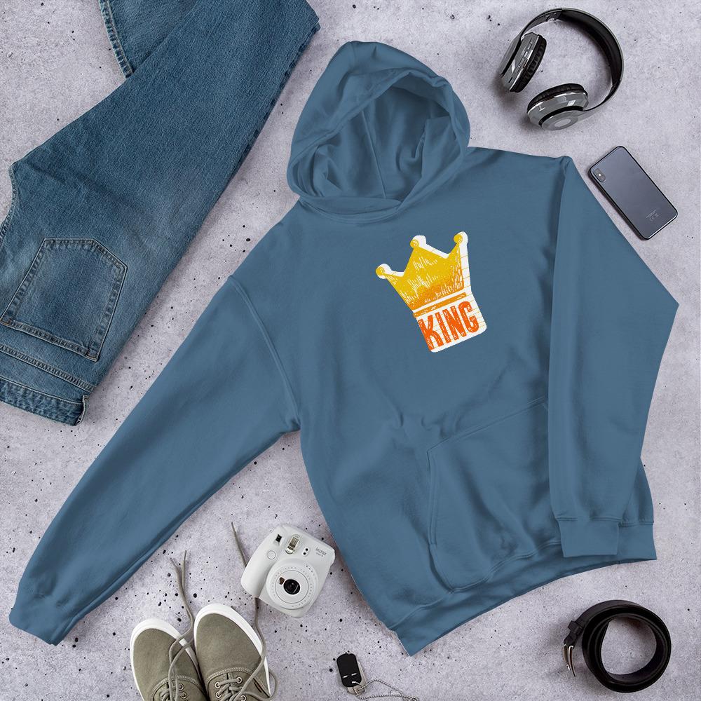 King - Hoodie 3