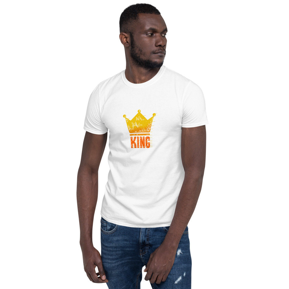 King - Mens T-Shirt 4