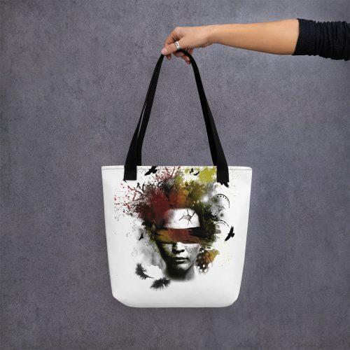 Artsy Tote bag 3