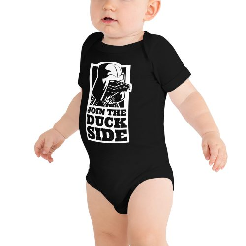 Join the Duck Side - Baby Bodysuit 1