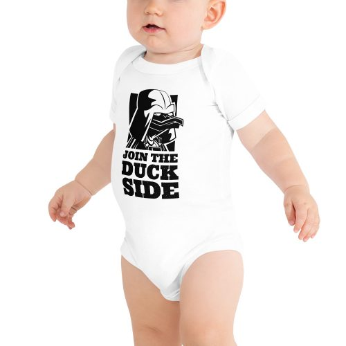 Join the Duck Side - Baby Bodysuit 2