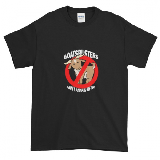 Goatsbusters – Mens Tee