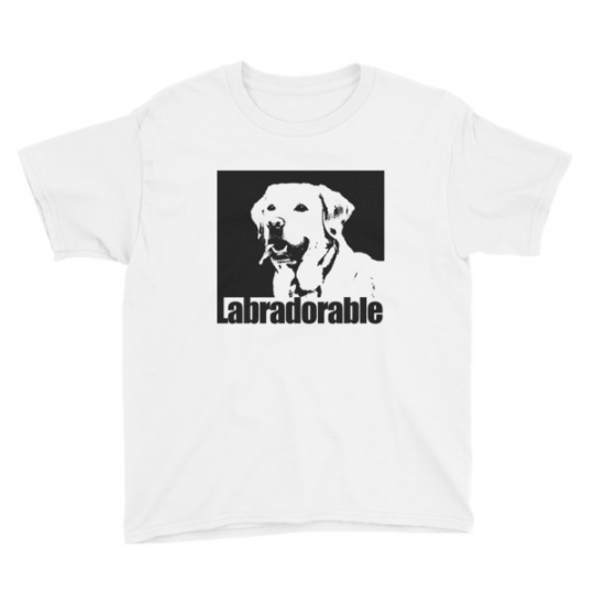 Labradorable – Kids Tee