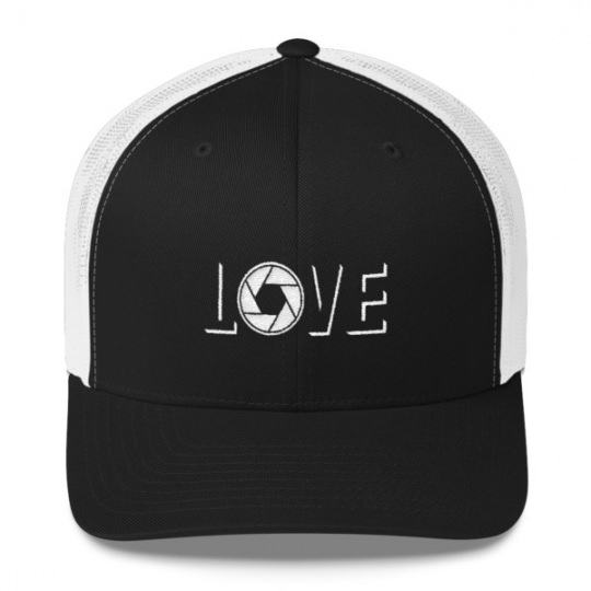 Love Aperture – Photography – Trucker Cap