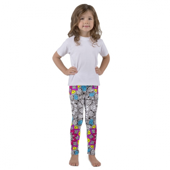 Mandala – Kid's leggings