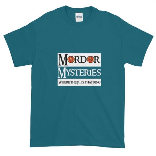Mordor Mysteries – Mens Tee