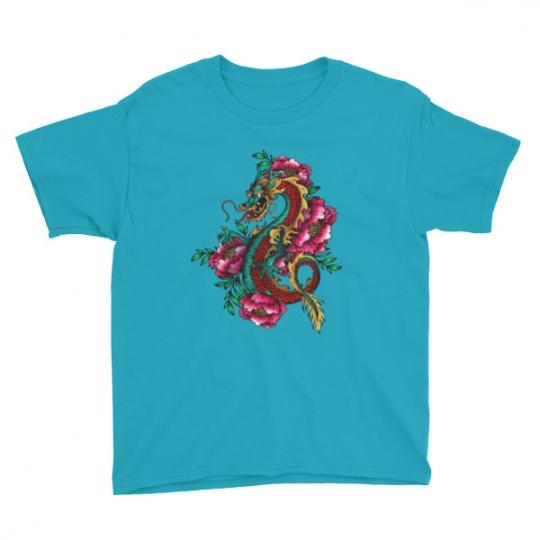 Pink Dragon – Kids Tee